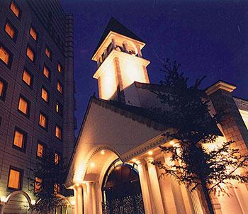 東京第一ホテルチャペル